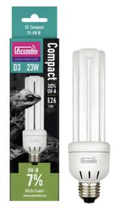 Arcadia 7% UVB Bulb